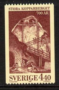 Sweden 1692 MNH Stora Mining Co