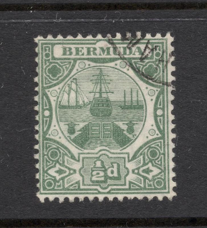 Bermuda #33 Green - Neat Cancel