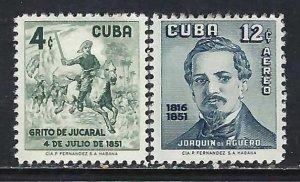 CUBA 573 C162 MOG N856