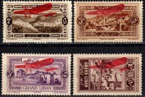 Lebanon #C13-6  F-VF Unused CV $21.00 (X5645)