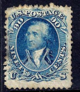 U.S. 72 Mint FVF SCV$3,250.00 (72-15)