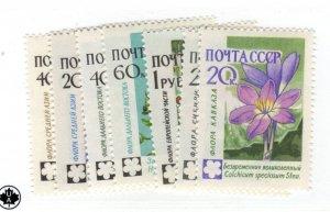 Russia Soviet Union #2408-2415 MNH - Stamp - CAT VALUE $4.50