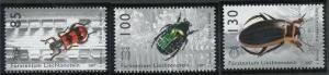 Liechtenstein 1390-1392 MNH (2007)