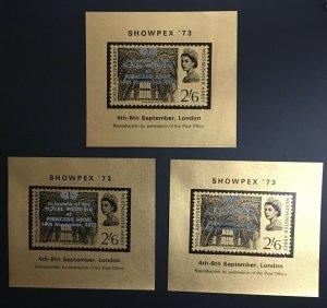 Philatelic Exposition Label - Showpex 1973