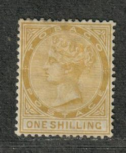 Tobago Sc#12 Used/VF, Cv. $145