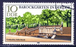 Germany DDR; 1980: Sc. # 2067: O/Used CTO Single Stamp