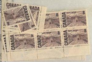 Canada - 8c Alaska Highway X 74 mint #461 all NH