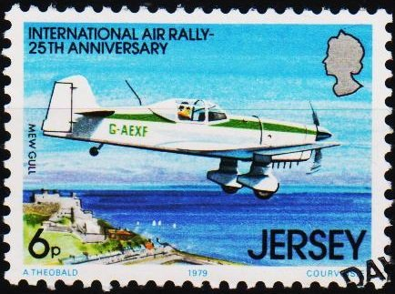 Jersey. 1979 6p S.G.208 Fine Used