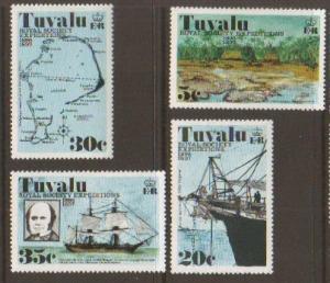Tuvalu #54-7 Mint