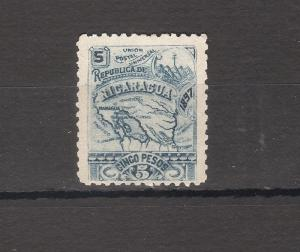 Nicaragua # 98 - Bargain High Value Singles