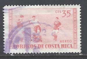 Costa Rica Sc # C285 used (RS)