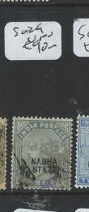 INDIA NABHA (P2308B) QV  1R  SG 29  VFU