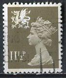 Great Britain, Region, Wales; 1981: Sc. # WMMH16: O/Used Single Stamp