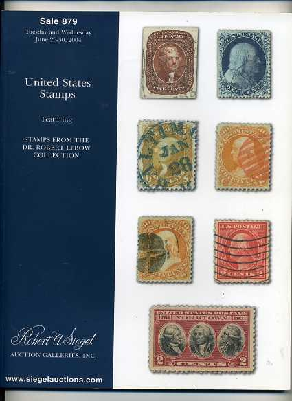 Siegal Sale of Early US