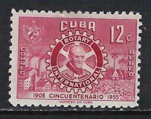 CUBA C109 MOG ROTARY Z1815