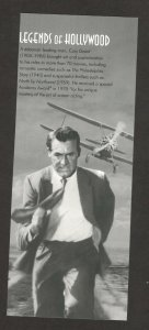 3692 Legend Of Hollywood Cary Grant Panel (No Stamps) FREE SHIPPING