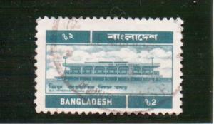 Bangladesh  Scott#  83  Used
