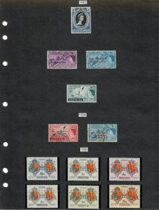 Bermuda Selection of 62 Stamps MH/MNH/Used (SCV $38.95) Starting at 5%