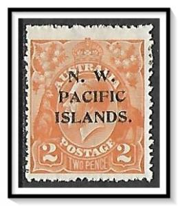 North West Pacific Islands #44 KG V MHR