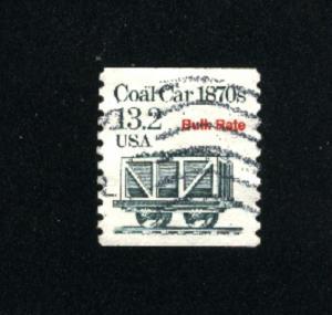 USA #2259 used 1987-88 PD .08