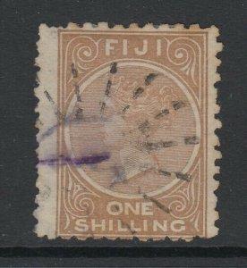 Fiji, Scott 44d ( Sg 64), Gebraucht