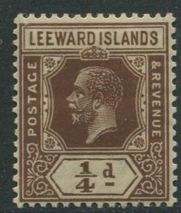 Leeward Is. #61 KGV  MNH  Scott CV. $2.50