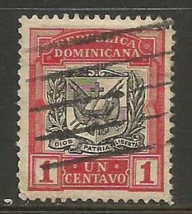 Dominican Rep. 173 VFU ARMS K393-4