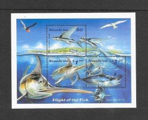 FISH - NIUAFO'OU #232a   MNH