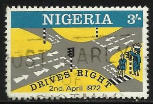 Nigeria 1972 Scott# 283 Used