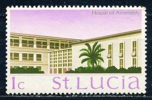 Saint Lucia #261 Single MNH