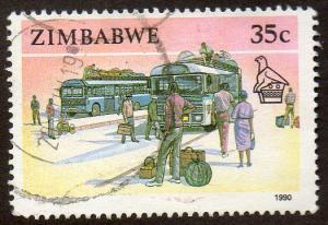 Zimbabwe  Scott 627  Used
