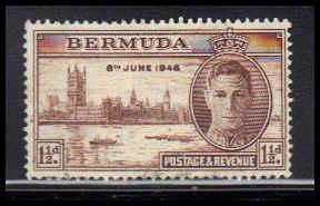 Bermuda Used Fine ZA4381