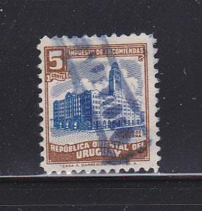 Uruguay Q66 Set U Custom House