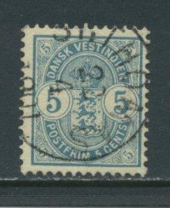 Danish West Indies 22 Used