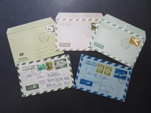 Israel 18 Older Event Cards / Air Letter Covers - M289