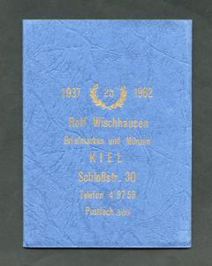 GERMANY LOT OF FOUR SETS MINT NH SCOTT#B316/19 ,B327/30 & B334/37 -SCOTT $390.00