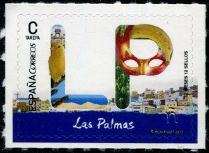 HERRICKSTAMP NEW ISSUES SPAIN Sc.# 4172 Las Palmas Province