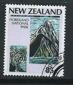 New Zealand SG 1430 Philatelic Bureau Cancel