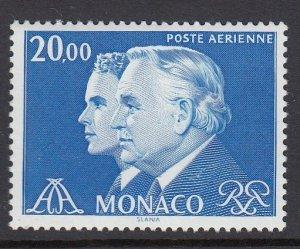 Monaco C87 20fr mnh