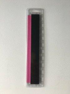 25pcs PRINZ Gard Stamp Strip Mounts Pre Cut Strips (21 x 210mm)