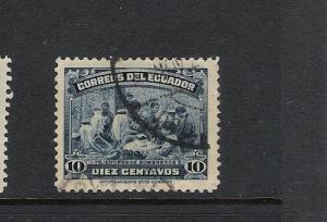 ECUADOR 363 VFU P659 A