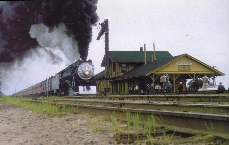 Steam Loco Southern Pacific GS Class 4-8-4 # 4439  L24