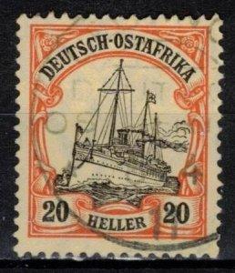Colonies - German East Africa - Scott 35