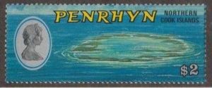 Penrhyn Island Scott #62 Stamp - Mint NH Single