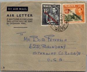 Malta, Air Letters