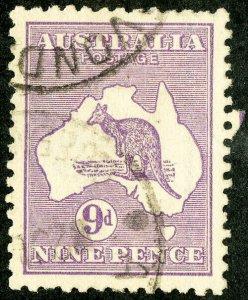 Australia Stamps # 54 Used Superb