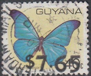 Guyana #2055 Used