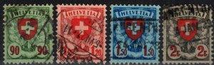 Switzerland #200-03 F-VF Used  CV $31.00 (X2737)