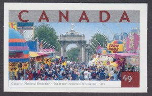 Canada - #2023 Tourists Attractions - MNH
