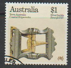 Australia SG 996 Fine Used  with First Day cancel
